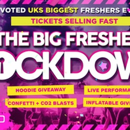 Oxford - Big Freshers Lockdown - in association w BOOHOO MAN Tickets | Atik Oxford Oxford  | Tue 21st September 2021 Lineup