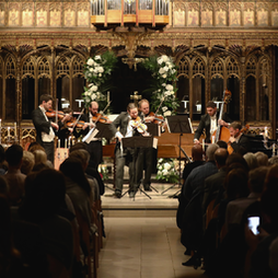 Vivaldi - The Four Seasons by Candlelight  Manchester Cathedral Tickets | Manchester Cathedral Manchester  | Sun 2nd May 2021 Lineup