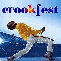 CROOKFEST 2021 10TH ANNIVERSARY Tickets | Crook Town FC Crook ,DURHAM  | Sun 2nd May 2021 Lineup