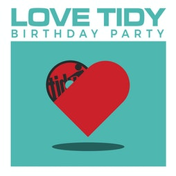 Love Tidy North Tickets | Mint Warehouse Leeds  | Sat 11th September 2021 Lineup