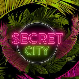 Secret City - Crazy Rich Asians - 8pm Tickets | Event City Manchester  | Sun 1st August 2021 Lineup