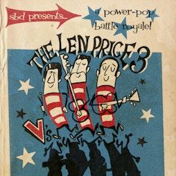 The Len Price 3 + Kickstart Tickets | The Black Prince Northampton  | Sat 16th October 2021 Lineup