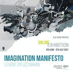 Imagination Manifesto | Virtual Event London London, England  | Wed 9th June 2021 Lineup