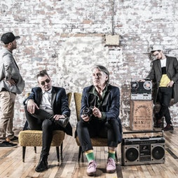 China Crisis Tickets   The Flowerpot Derby    Fri 15th October 2021 Lineup
