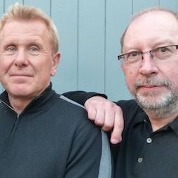 Lester Simpson & Nigel Corbett | Virtual Event Online  | Tue 21st September 2021 Lineup