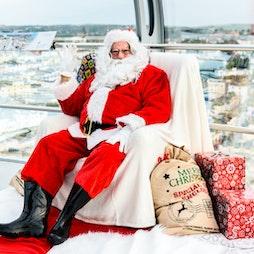 Santa Flights | British Airways I360 Brighton  | Sat 4th December 2021 Lineup