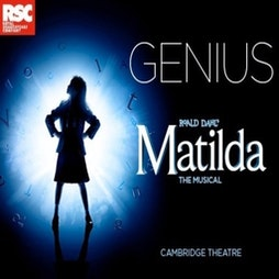 Matilda The Musical (london)   Cambridge Theatre London    Thu 19th August 2021 Lineup