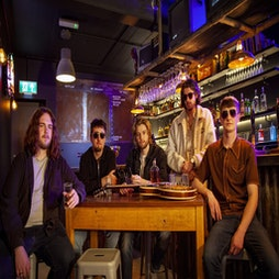 Big Sky Orchestra / Nine Dart Finish - Socially Distanced Tickets | Hare And Hounds Birmingham  | Thu 17th June 2021 Lineup
