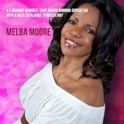 Melba Moore Tickets | Hoochie Coochie Newcastle Upon Tyne  | Fri 21st January 2022 Lineup