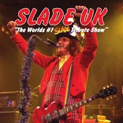 Slade UK - It's CHRISTMAS!!!!! 2021 Tour Tickets | Civic Hall Cottingham Cottingham  | Fri 3rd December 2021 Lineup