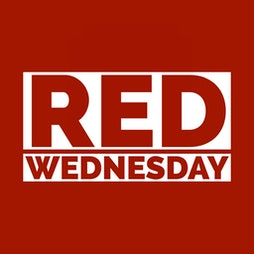 WEDNESDAY: Red Wednesday Tickets | The Venue Nightclub Manchester  | Wed 19th May 2021 Lineup