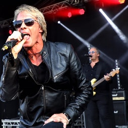 The Bon Jovi Experience Tickets | FAC 251 The Factory Manchester  | Sat 18th June 2022 Lineup