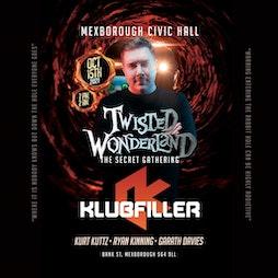 TWISTED WONDERLAND  Tickets   Civic Hall Mexborough Mexborough    Fri 15th October 2021 Lineup