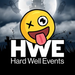 Hard Well Events Freak or Unique Halloween Party Tickets   Quids Inn Scarborough    Fri 29th October 2021 Lineup