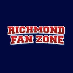 England vs Croatia - Richmond Fan Zone  Tickets | Richmond Athletic Ground Richmond  | Sun 13th June 2021 Lineup