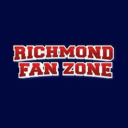 England vs Croatia - Richmond Fan Zone  Tickets   Richmond Athletic Ground Richmond    Sun 13th June 2021 Lineup