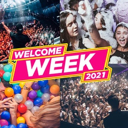 Manchester Freshers Week 2021 - Free Pre-Sale Registration Tickets | Various Venues Manchester  | Sat 11th September 2021 Lineup