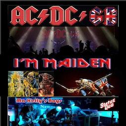 SHILDON ROCKS 2021! Tickets | Civic Hall Shildon  | Sat 28th August 2021 Lineup
