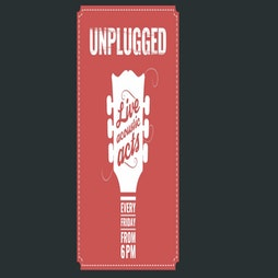 Acoustic Unplugged | The Flute And Flagon Solihull  | Fri 15th October 2021 Lineup