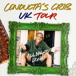 Venue: CONDUCTA - ALL NIGHT LONG Birmingham | The Forum Birmingham  | Sat 23rd October 2021