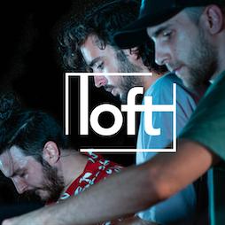 Loft presents: Oden & Fatzo (LIVE) Tickets   The Tunnel Club Birmingham    Sat 9th October 2021 Lineup
