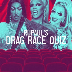 Rupaul's Drag Race Quiz Tickets   Camp And Furnace Liverpool     Sat 23rd October 2021 Lineup