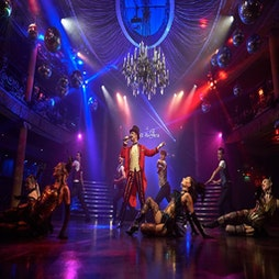The ultimate tribute to moulin rouge | Exeter Northcott Theatre Exeter  | Fri 12th November 2021 Lineup