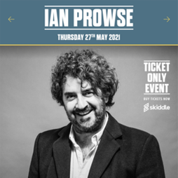 Ian Prowse at The Angus  Tickets | The Angus Tap And Grind Liverpool  | Thu 27th May 2021 Lineup