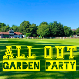 All Out Garden Party Tickets | Sefton Park Cricket Club Liverpool  | Sun 18th April 2021 Lineup