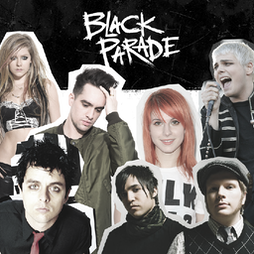 Black Parade - 00's Emo Anthems Tickets   The Sugarmill Stoke-on-Trent    Sat 13th November 2021 Lineup