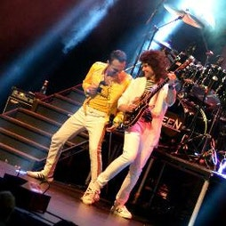 Flash : A Tribute To Queen Tickets | Grand Central Hall Liverpool  | Fri 11th June 2021 Lineup