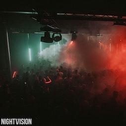 Venue: Nightvision Halloween | The Liquidroom Warehouse Edinburgh  | Sat 30th October 2021