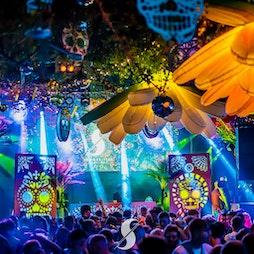 Magic Garden Rave - Halloween  Tickets | Hangar 34 Liverpool  | Sat 23rd October 2021 Lineup