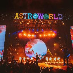 ASTROWORLD - London's Biggest Day Party (6PM - 11PM) Tickets | Pitch Stratford London  | Sat 8th May 2021 Lineup