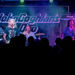 John Coghlan's Quo - New Year's Eve Party Tickets | The Northcourt Abingdon United Abingdon  | Fri 31st December 2021 NYE Lineup