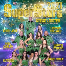 SuperStars 2021 | Babbacombe Theatre Torquay  | Wed 26th May 2021 Lineup