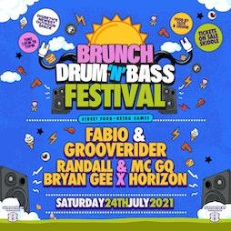 Brunch DnB Festival Tickets | Tea Works Birmingham | Sat 24th July 2021 Lineup