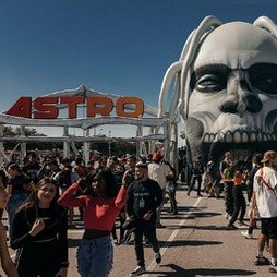 ASTROWORLD - London's Biggest Day Party (5PM - 11PM) Tickets   Pitch Stratford London    Sat 2nd October 2021 Lineup