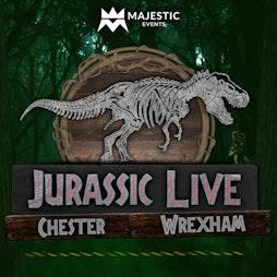 Jurassic Live ™ Chester Tickets | The Venny Blacon Adventure Playground Blacon, Chester  | Sun 20th June 2021 Lineup