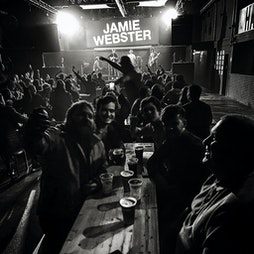 Jamie Webster Tickets | Taggys Bar And Beer Garden Liverpool  | Sun 18th April 2021 Lineup
