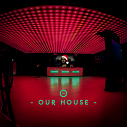 Our House Christmas Party Tickets | Mint Warehouse Leeds  | Sat 18th December 2021 Lineup