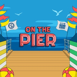 On The Pier - Andy C, Sub Focus, Bou, K Motionz  Tickets | Hastings Pier Hastings  | Sat 10th July 2021 Lineup