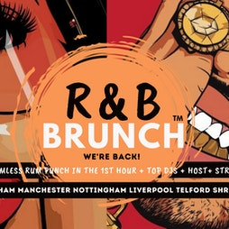 R&B Brunch Liverpool Opening Party Tickets   LEVEL Liverpool    Sun 31st October 2021 Lineup