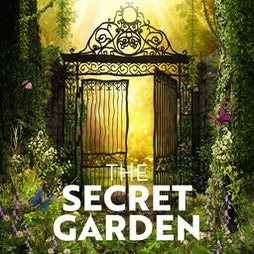 The Secret Garden | Virtual Event Online  | Wed 19th May 2021 Lineup