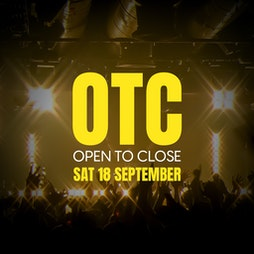 Open to Close Mallorca Lee Tickets | The Classic Grand Glasgow  | Sat 18th September 2021 Lineup