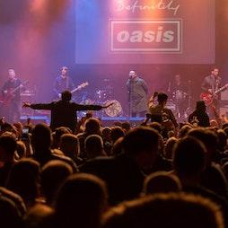 Definitely Oasis - Stockton 2021 Tickets   Georgian Theatre Stockton On Tees    Fri 20th August 2021 Lineup