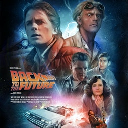 Back To The Future @ Southend Drive In Cinema Tickets   Southend Outdoor Cinema Rochford    Wed 14th April 2021 Lineup