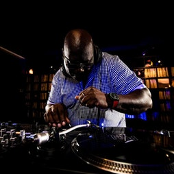 Carl Cox - London, The Drumsheds   Buy Tickets Here   Skiddle